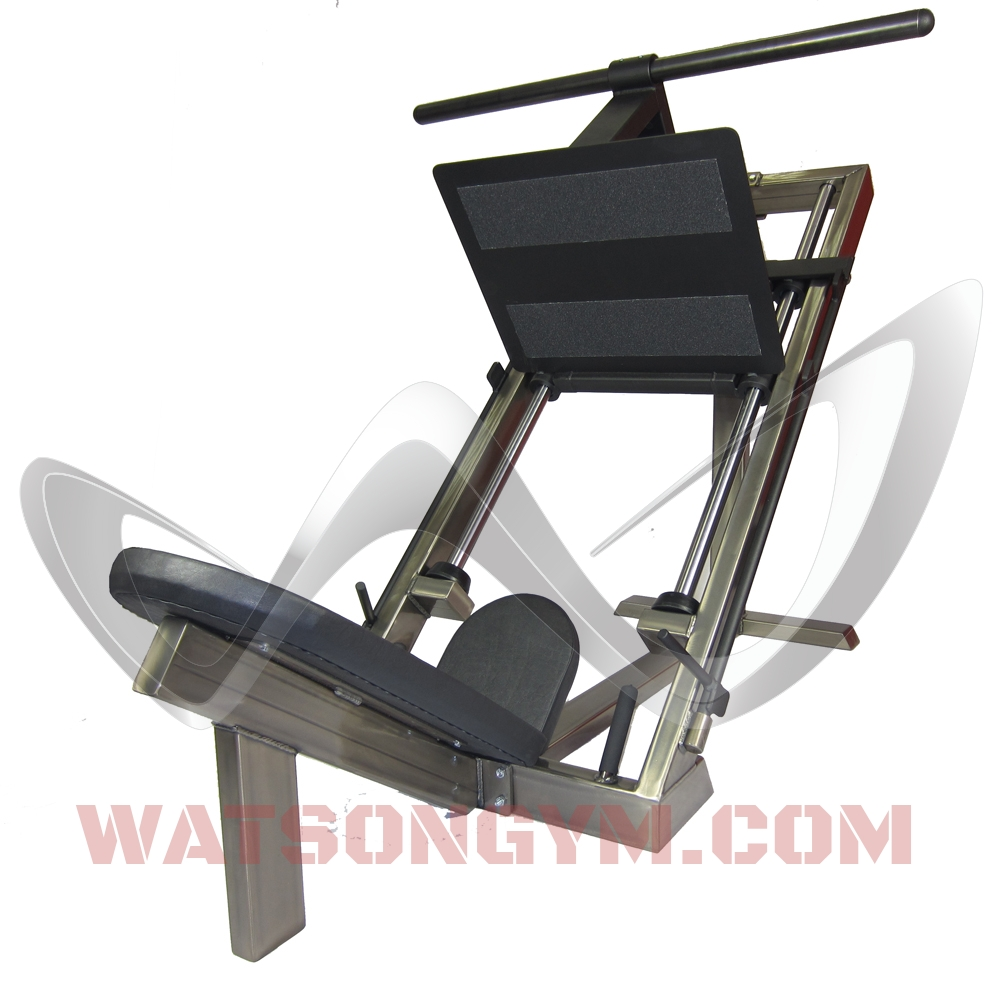 45 176 Leg Press Watson Gym Equipment