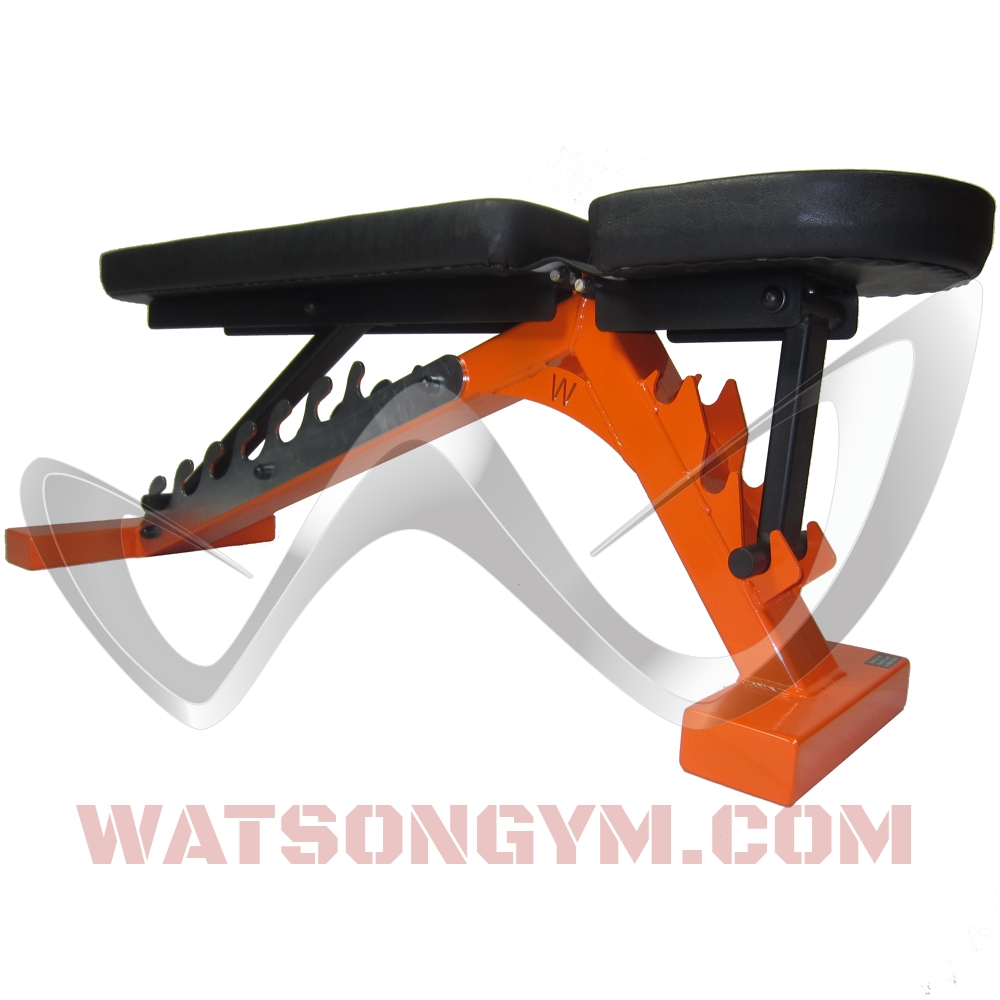 Fitness Equipment Orange County: Adjustable Bench, Weight Bench