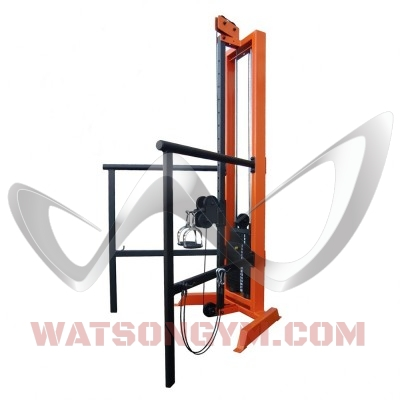 Adjustable Pulley - Single Stack Dual Cable 1