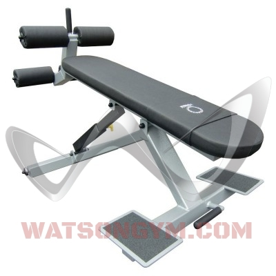 Animal Adjustable Decline Bench 1