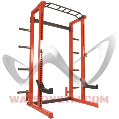 Animal Half Rack - Orange Frame Colour