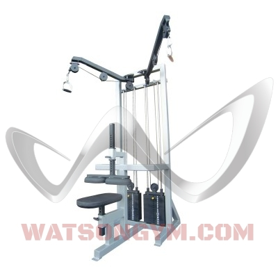 Animal Lat Pulldown - Dual Stack 1
