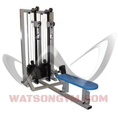 Animal Low Pulley - Dual Stack 1