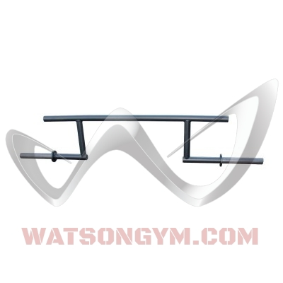 Cambered Squat Bar - Type II 1