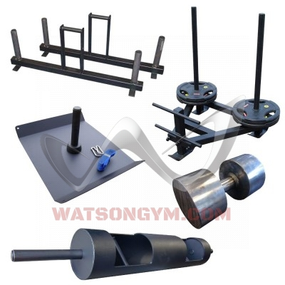 Watson Gym Ultimate Strongman Package