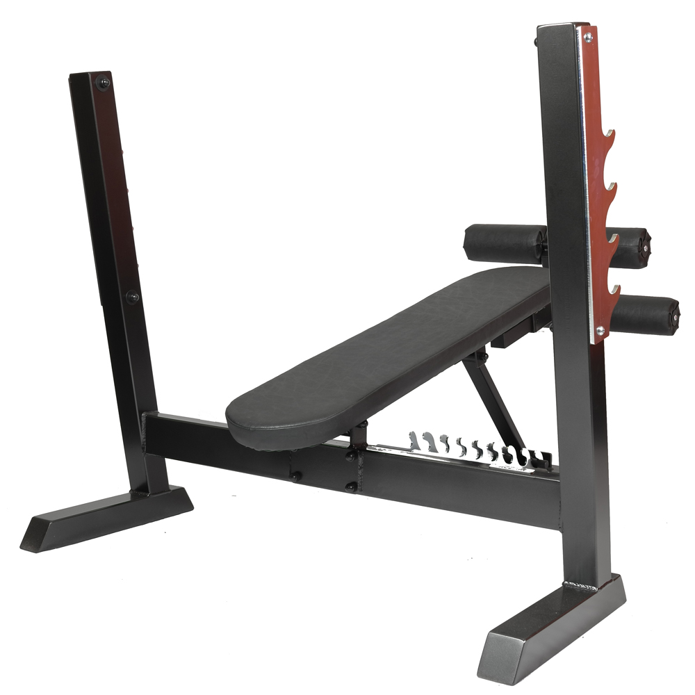 Adjustable Olympic Decline Bench Watson Gym Equipment