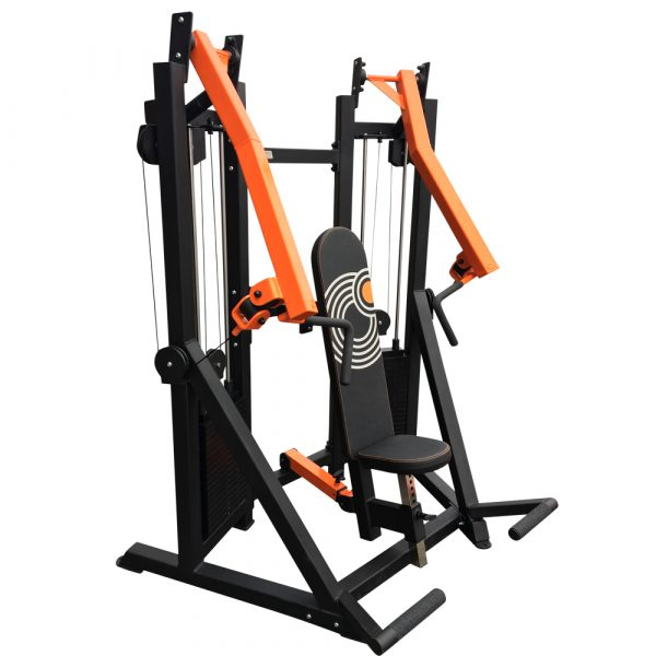 Animal Dual Stack Chest Press
