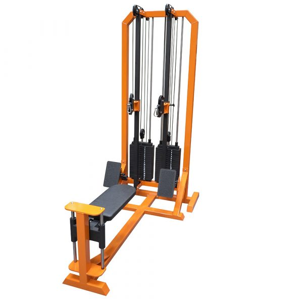 Animal Dual Stack Low Pulley