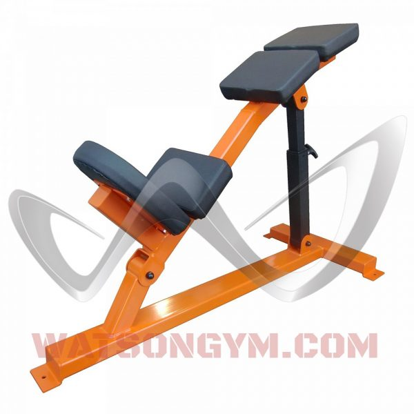 Arched Incline Bench