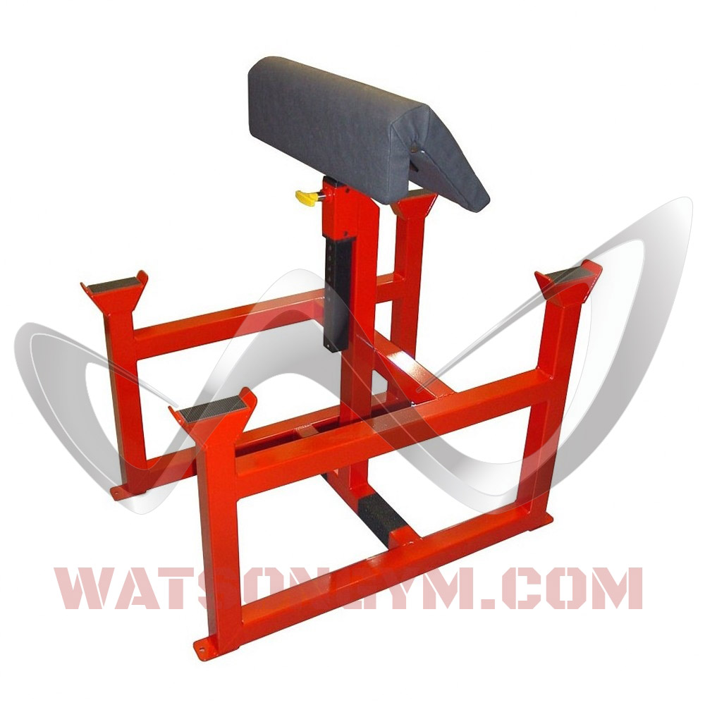 Double Sided Preacher Curl Bench
