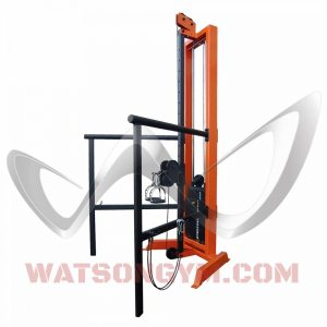 dual cable pulley machine
