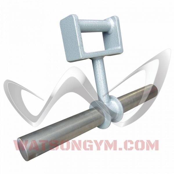 Horizontal Load Olympic Kettlebell - Fixed Parallel Handle