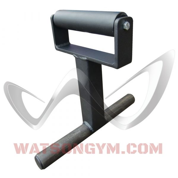 Horizontal Load Olympic Kettlebell - Revolving Perpendicular Handle