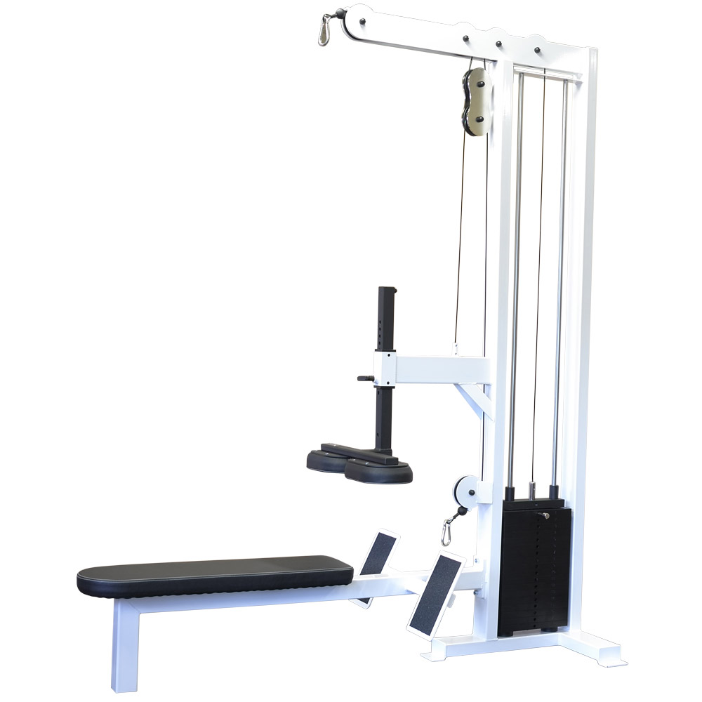 lat pulldown low pulley watson gym equipment