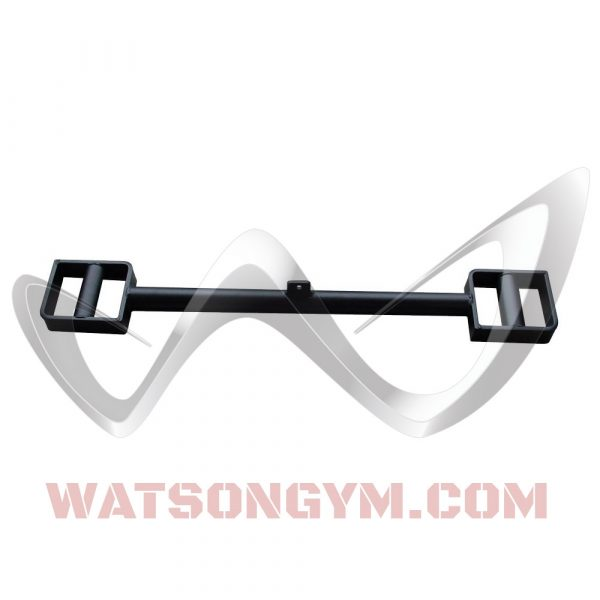 Parallel Thick Grip Pulldown Bar Attachment