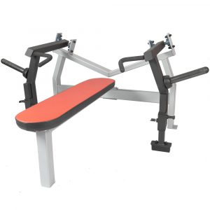 Plate Loaded Bench Press