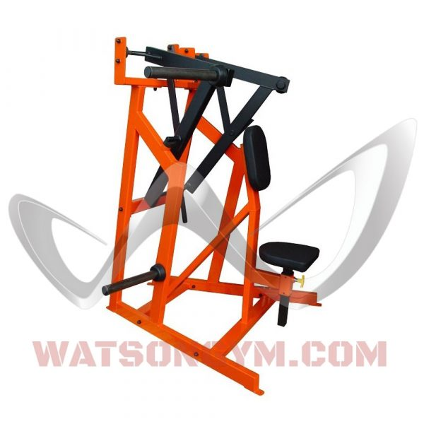 Plate Load Low Row