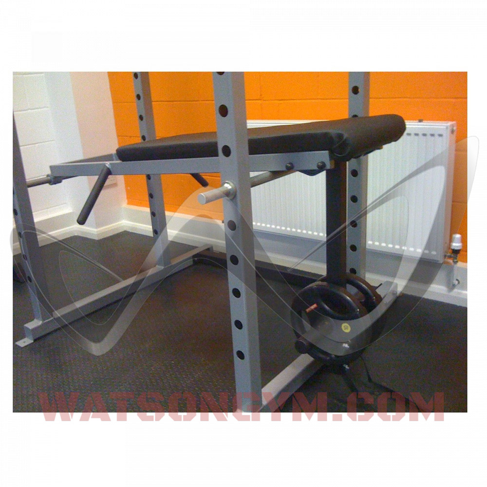 Power Rack Reverse Hyper Extension