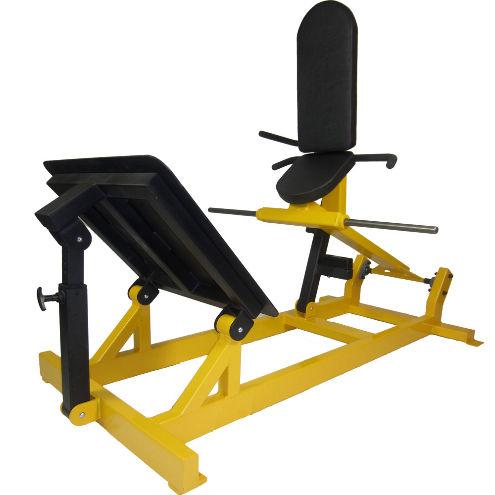 Rear Pivot Plate Loaded Leg Press