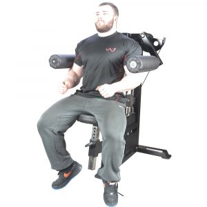 Seated Lateral Raise
