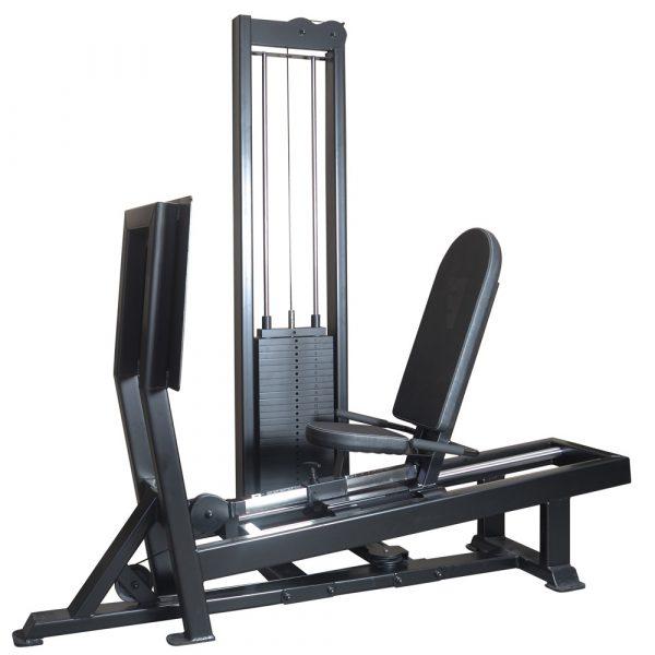 Seated Single Stack Leg Press