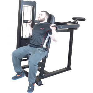 Single Stack Shoulder Press