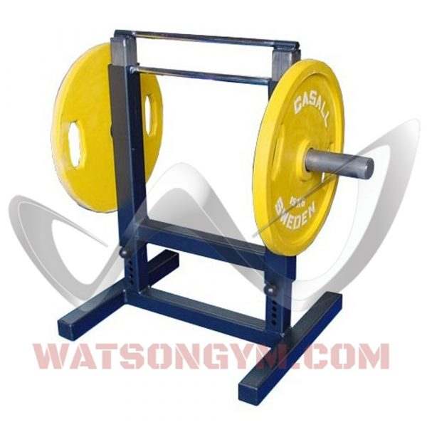 Standing Plate Load Hand Gripper