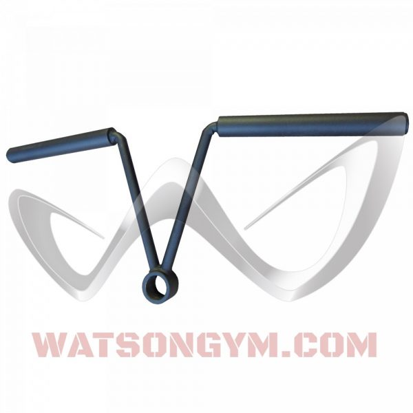 Thick Grip T-Bar Grappler Handle