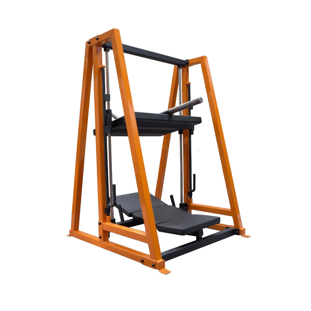 Vertical Plate Load Leg Press