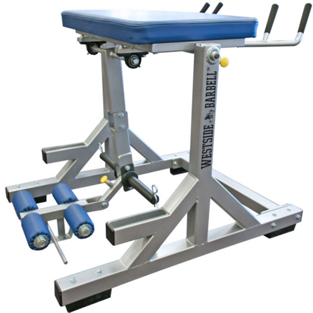 Westside Ultra Supreme Reverse Hyper - Watson gym equipment