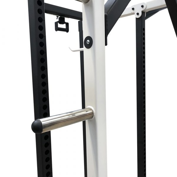 Animal cage half rack combo details