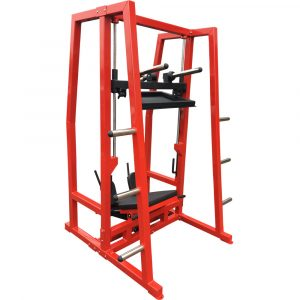 Animal Vertical Leg Press