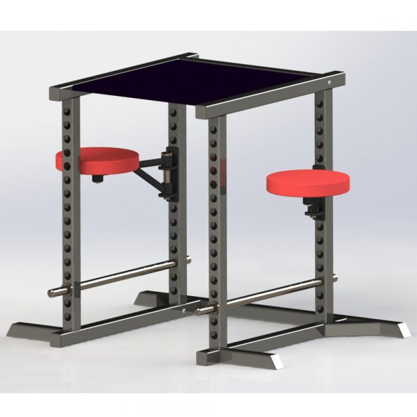 Power Rack Table
