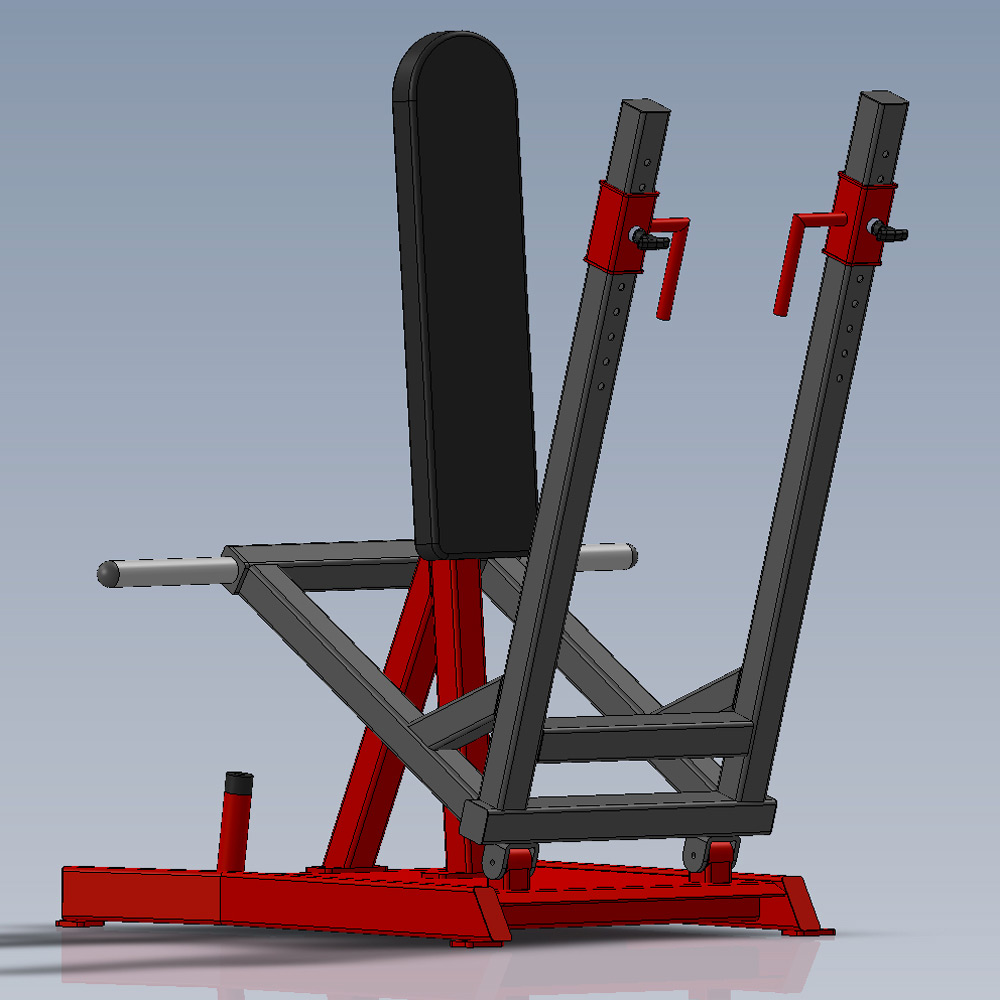 Standing Chest Press
