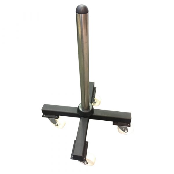 Vertical Plate Holder - Watson gym equipment