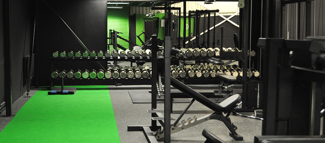 Impact personal training gym