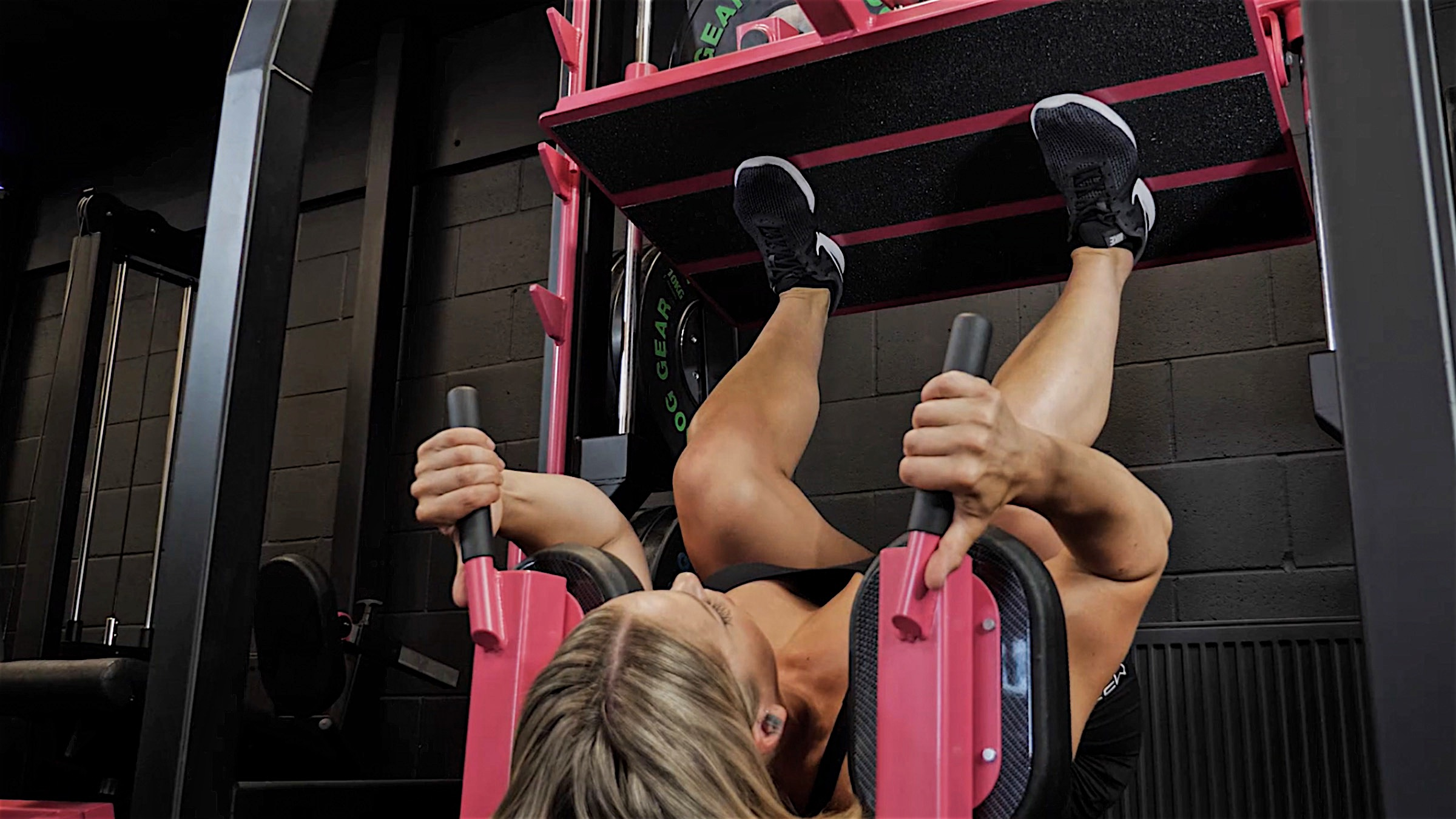 Watson Vertical Leg Press with Donna Murphy